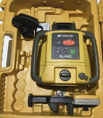 Topcon Rechargeable RL-H4C Laser Level Self Levelling