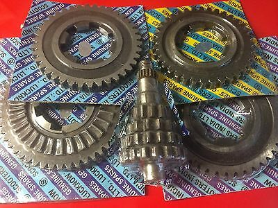 Lambretta GP200 Gear Box Genuine SIL