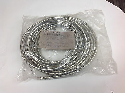 "Una Dyne 11277 Regenerator Thermocouple Type J, Tip=6"", Lead=30', #L18-1  NEW"