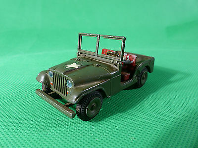 Tekno Denmark 814 US Willys Jeep Military Diecast  1/43