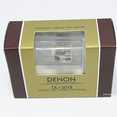 Denon DL-301 II MC shape Moving Coil Cartridge From Japan