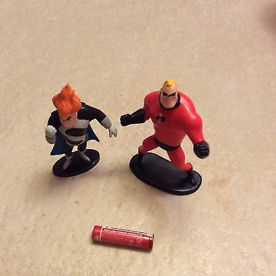 Mr Incredible Figure Disney &  Syndrome