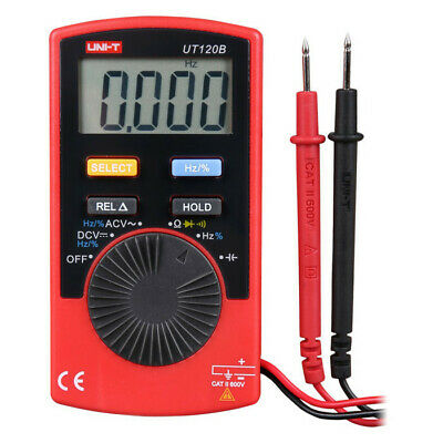 A handy pocket sized digital multimeter UT120B