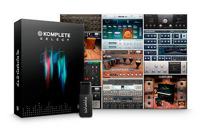 Native Instruments Komplete 11 Select (NEW)
