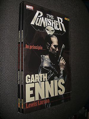 """The Punisher - In Principio - Garth Ennis Collection - Come Nuovo """"n"""""""
