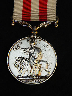 Indian Mutiny Medal 1857-58, PTE Michael Brennan 18th Foot Regiment