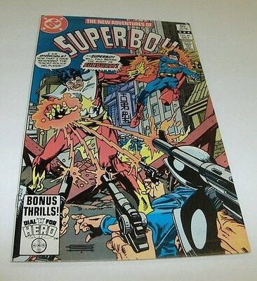 The New Adventures of Superboy #46 Original Owner Collection $5 High Grade Comic