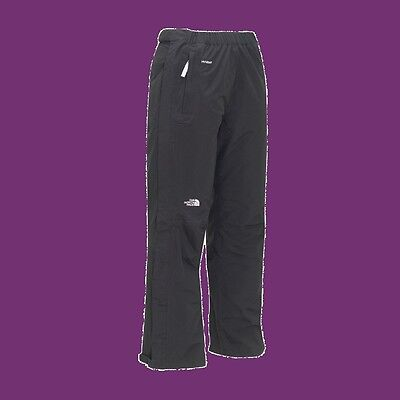 THE NORTH FACE. Damen Frauen Regen-Hose W STRIDER SIDE ZIP, schwarz, Gr. XL