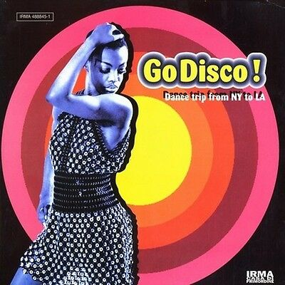 Aa.Vv. - Go Disco! Dance Trip From NY to L.A (2Lp 1997)