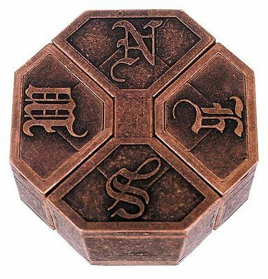 Hanayama Cast Puzzle Huzzle The casting news caused difficulty level 6 Japan F/S