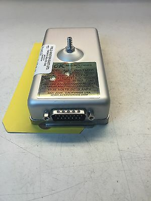 ACK Technologies A-30 Altitude Encoder P/N:A-30, Yellow Tagged
