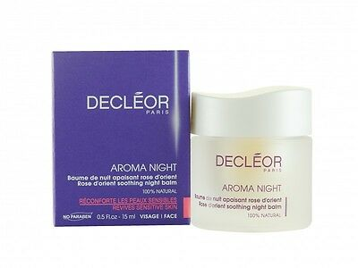 Decleor Aroma Night Rose D'orient Soothing Night Balm (Sensitive & Reactive Skin