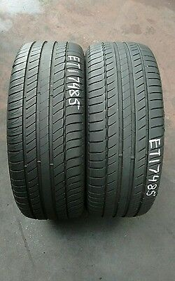 1X225/50 R17 94V MICHELIN PRIMACY HP TREAD 6.5mm