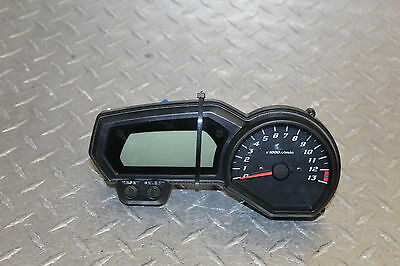 2013 Yamaha Fz1 Fz-1 Speedo Tach Gauges Display Cluster Speedometer Tachometer