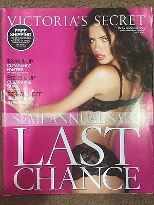 VICTORIA'S SECRET Catalog Spring Semi-Annual Sale 2006 Vol. 2