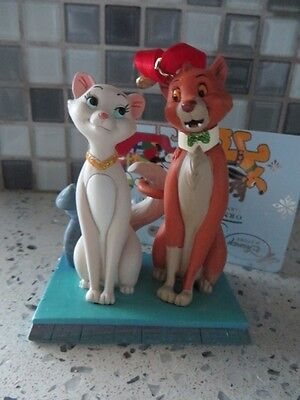 DISNEY STORE Aristocats Duchess & O'Malley 2015 Sketchbook Christmas Ornament