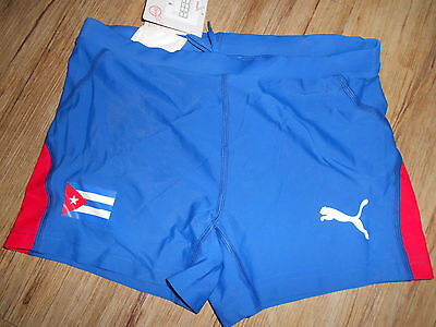 Athletisme Cuissard team cuba jeux olympique taille XS track and field running