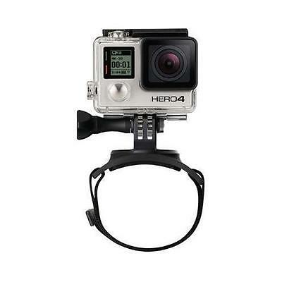 GoPro The Strap Hand/Wrist/Arm/Leg Mount, Compatible with HERO 3/HERO 3ﱱ 4/HERO