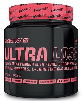 Biotech USA ULTRA LOSS 500g Diet Shake Protein Weight Loss Meal Replacement !!!