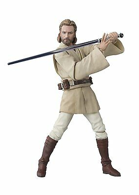 S. H. Figuarts Star Wars Obi - Wan Kenobi (ATTACK OF THE CLONES) Action Figure