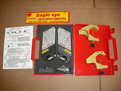 R3 Racing Eagle Eye Clubman Kart Front End Laser Alignment Kit