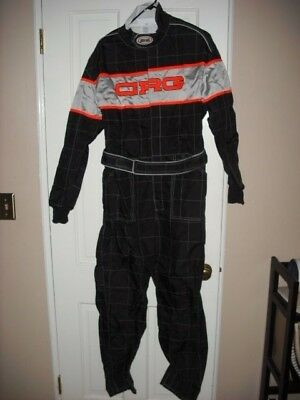 NEW Gearbox CRG Factory Kart Racing Suit Size 36