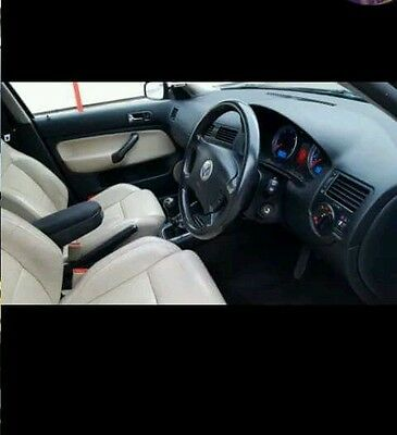 Vw bora golf leather interior with door cards