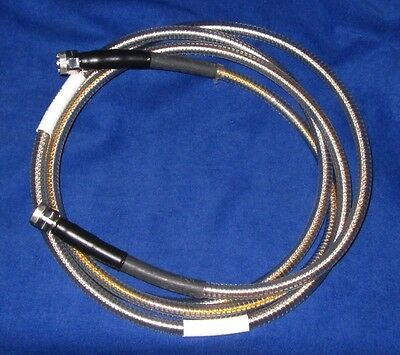 Silverline RF Test Cable Up To 6GHz Model  SLA06-NMNM-03.00M