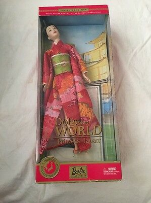 Mattel Dolls Of The World Princess Of Japan