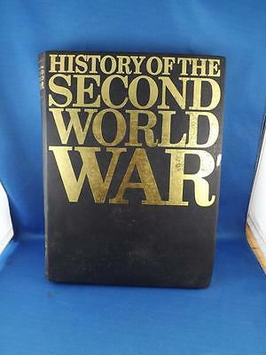 History Of The Second World War Magazines Volume 1 In Binder 1-15