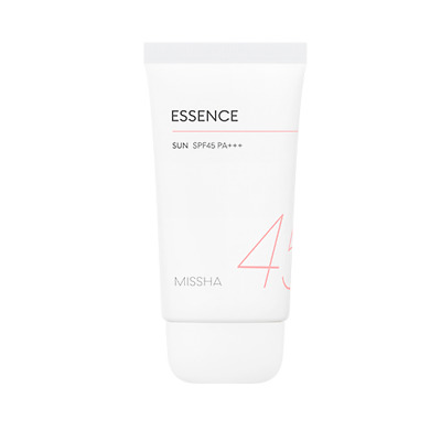 [MISSHA] All Around Safe Block Essence Sun 50ml (SPF45 PA+++) / Korea Cosmetic
