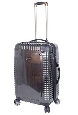 "Ricardo Beverly Hills  Luggage Expandable Spinner  24""Santa Rosa Charcoal $375"