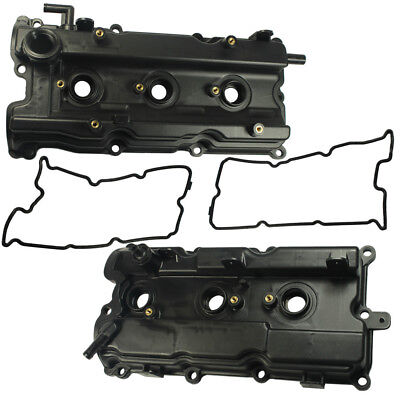 New Engine Valve Cover Left & Right Side For 02-07 I35 Altima Maxima Murano 3.5L