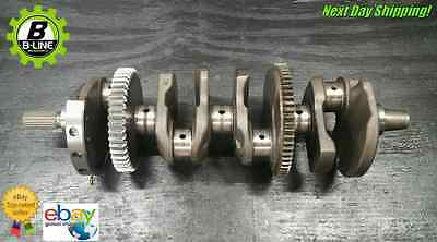 05-08 Suzuki Gsx-R 1000 Gsxr Oem Engine Motor Crankshaft  For Repair 06 07