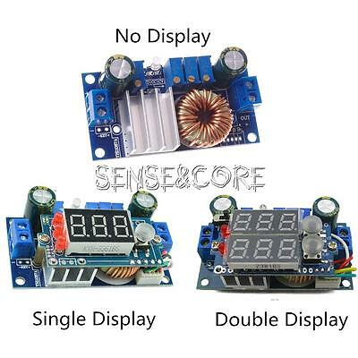 5A MPPT Solar Panel Controller Step-down Constant Current Voltage Module Display
