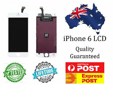 NEW ~ iPhone 6 LCD Touch Screen Replacement ~ WHITE OR BLACK