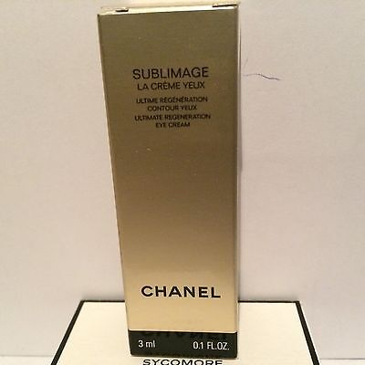Chanel Sublimage la créme yeux 3ml