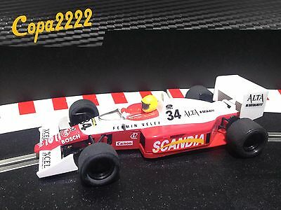 SLOT SCX FORMULA MC LAREN F1 NEW (Run on SCX / NINCO / SCALEXTRIC / CARRERA)