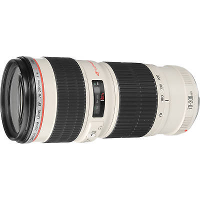 Brand New Canon EF 70-200mm f/4L USM Lens + Cleaning Kit