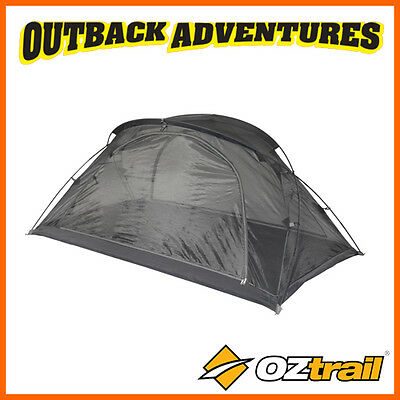 OZtrail MOZZIE DOME 2 MESH INSECT SCREEN SHELTER TENT 2 PERSON DOME II UPDATED