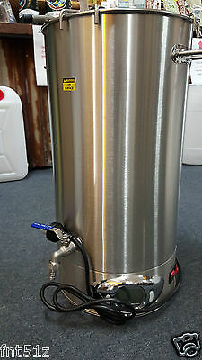 All In One Brewery 35 Litre Robobrew Homebrew All Grain Mash Cooker Free Postage