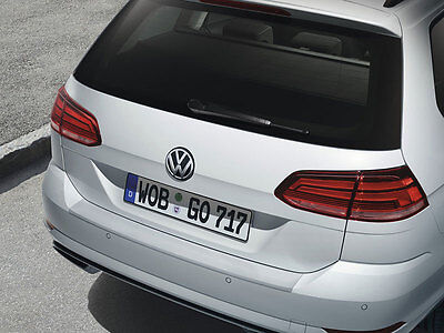 VW Ladekantenschutz Folie Golf 7 Variant GP 5G9061197A transparent