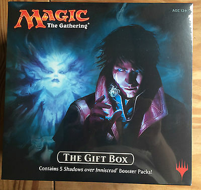 Magic the Gathering, Shadows Over Innistrad Gift Box, New