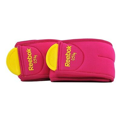 Reebok 2 x 0.5kg Ankle Weights