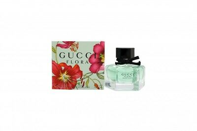 Gucci Flora Eau De Toilette 30Ml Spray - Women's For Her. New. Free Shipping