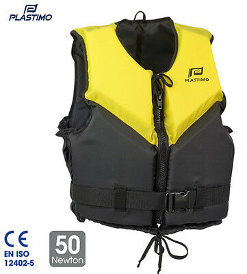 Gilet Trophy Yellow Plastimo - CE IDO 50N -  Multi sports - Dériveur -