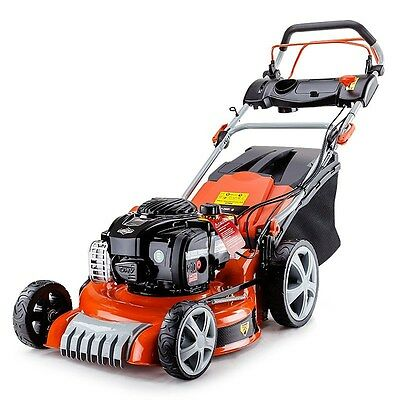 "Baumr-AG 19"" Self-Propelled Lawn Mower -770SX"