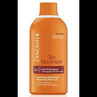 Lancaster Tan Maximizer Soothing Moisturizer Repairing After Sun 400ml