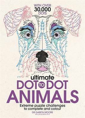 Ultimate Dot-to-Dot Animals