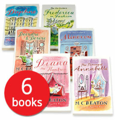 M.C. Beaton: The Six Sisters Collection - 6 Books
